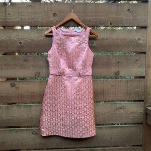 Pink XXI midi dress